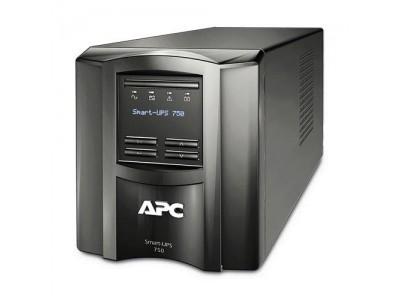 ИБП SMART 750VA LCD SMT750I APC