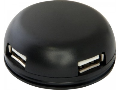 Концентратор USB2 4PORT QUADRO LIGHT 83201 DEFENDER