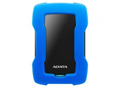 "Жесткий диск USB3.1 1TB EXT. 2.5"" BLUE AHD330-1TU31-CBL ADATA"