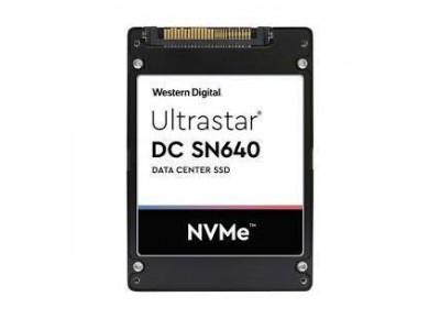 SSD жесткий диск PCIE 1.92TB TLC DC SN640 0TS1961 WD