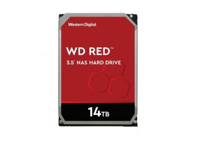 Жесткий диск SATA 14TB 6GB/S 512MB RED WD140EFFX WDC