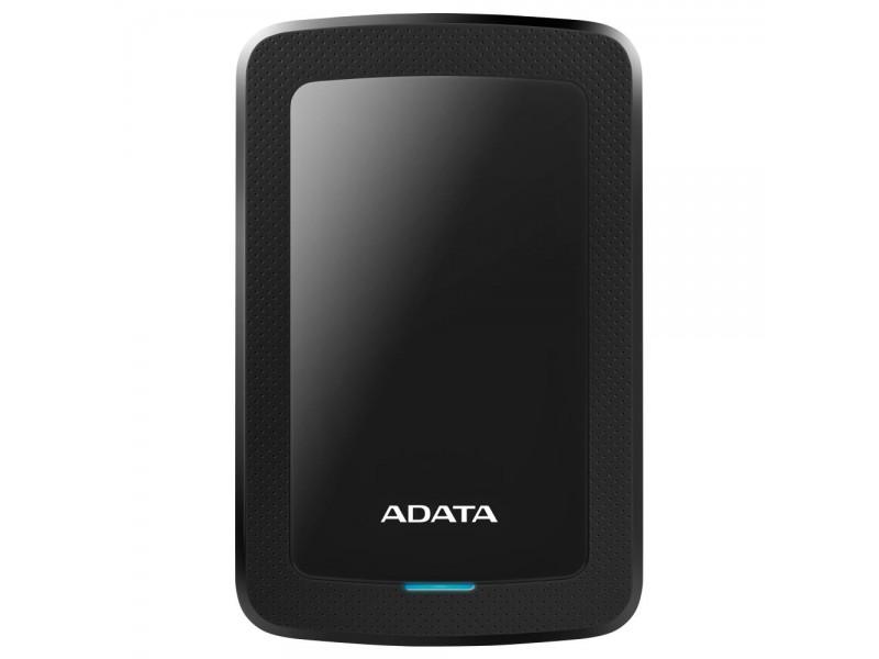 "Жесткий диск USB3.1 2TB EXT. 2.5"" BLACK AHV300-2TU31-CBK ADATA"