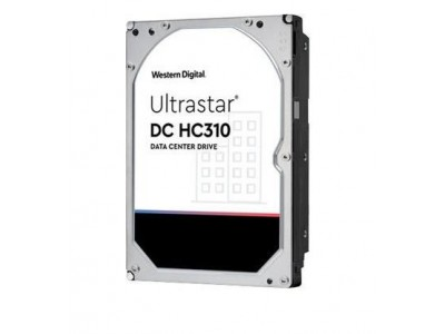 Жесткий диск SATA 4TB 7200RPM 6GB/S 256MB DC HC310 0B35950 WD