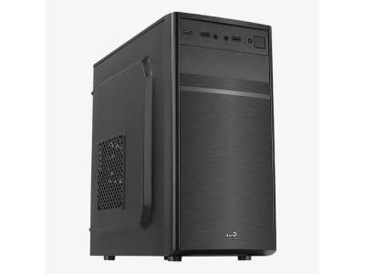 Корпус AEROCOOL CS-103 450W MiniTower 450 Вт MicroATX MiniITX Цвет черный 4718009159037