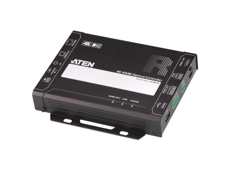 Видео усилитель сигнала RECEIVER 10KM 4KHDMI VE883RK2-AT-G ATEN
