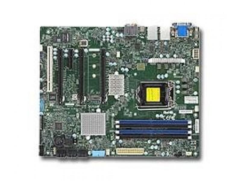 Серверная материнская плата C236 S1151 ATX MBD-X11SAT-F-O SUPERMICRO