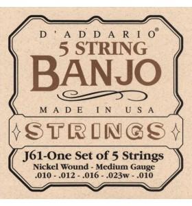 Струны для банджо