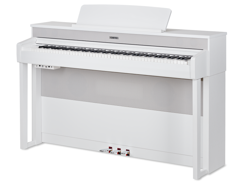 Цифровое пианино Becker BAP-72W