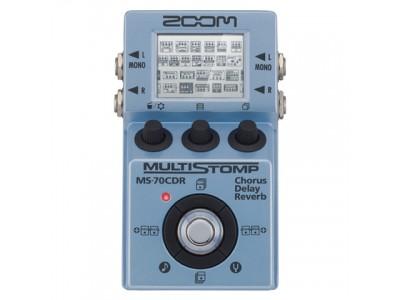 Мульти педаль эффектов Zoom MS-70CDR