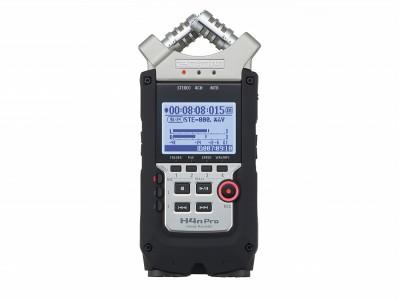 Ручной рекордер-портастудия Zoom H4nPro