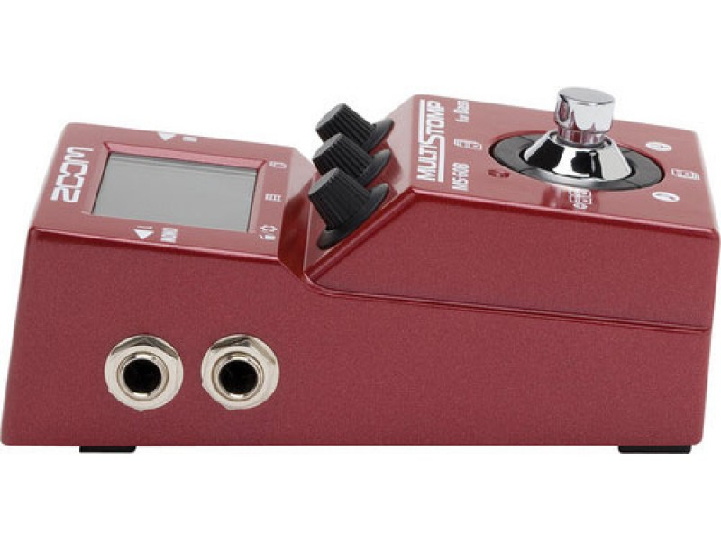 Мульти-педаль эффектов Zoom MS-60B