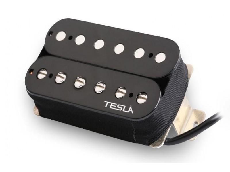 Звукосниматель, хамбакер, чёрный Tesla VR-NITRO/BK/BR
