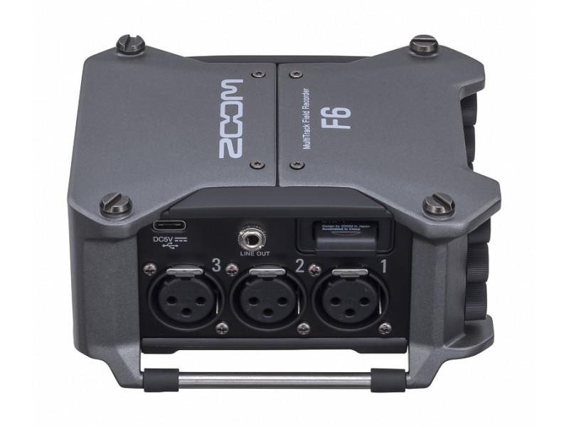 Полевой аудиорекордер Zoom F6