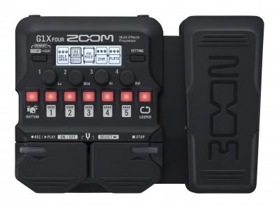 Гитарный процессор Zoom G1X FOUR