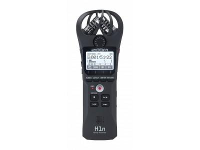 Ручной портативный рекордер Zoom H1n