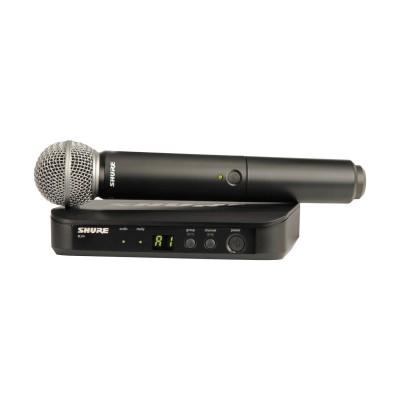 SHURE BLX24E/PG58 M17 662-686 MHz