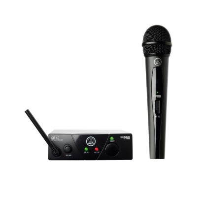 AKG WMS40 Mini Vocal Set BD US25A