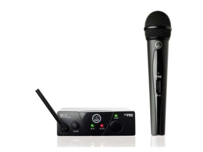 AKG WMS40Mini Vocal Set BD US25C