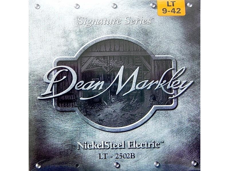 DEAN MARKLEY 2502 Signature