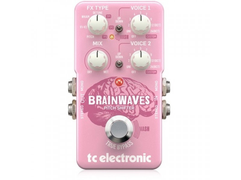 TC ELECTRONIC BRAINWAVES PITCH