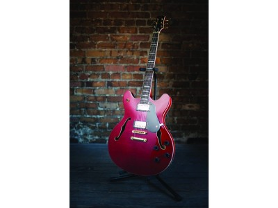 Peavey JF-1 Transparent Red