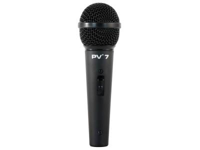 """Peavey PV 7 1/4""""-XLR"""